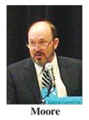 Ken Moore Bullis Charter School BCS Board President